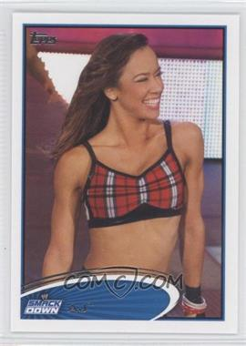 2012 Topps WWE - [Base] #88 - AJ Lee