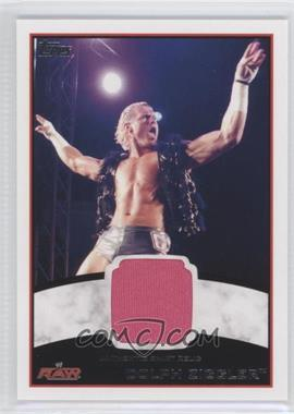 2012 Topps WWE - Shirt Relics #DOZI - Dolph Ziggler