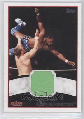 2012 Topps WWE [???] #KOKI - Kofi Kingston