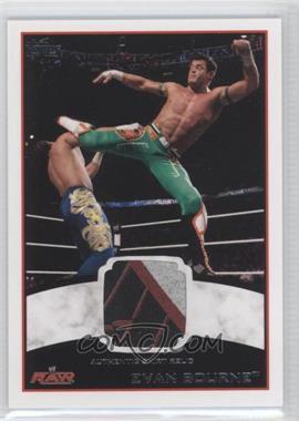 2012 Topps WWE [???] #N/A - Evan Bourne