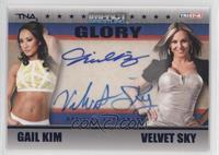 Gail Kim, Velvet Sky /10
