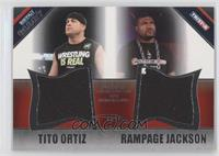 Tito Ortiz, Rampage Jackson /99