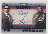 Sting, Rampage Jackson /10