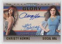 Christy Hemme, SoCal Val /99