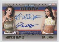 Mickie James, Gail Kim /99