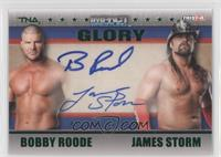 Bobby Roode, James Storm /5