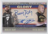 Bully Ray, Tito Ortiz /1