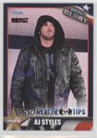 AJ Styles /40