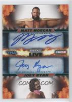 Matt Morgan, Joey Ryan /50