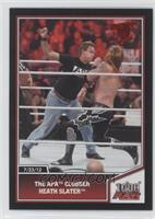 The APA, Heath Slater