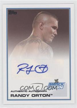 2013 Topps WWE Authentic Autograph #N/A - Randy Orton