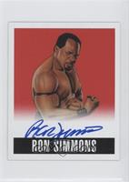 Ron Simmons /10