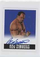 Ron Simmons /25