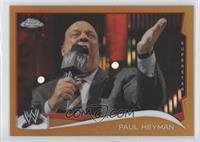 Paul Heyman /50