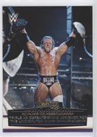 Triple H defeats Chris Jericho
