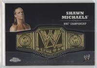 Shawn Michaels (WWE Championship)