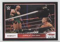 Ryback Turns on John Cena