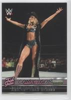 Trish Stratus Leads T&A to Victory against Head Cheese