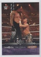 Deafeats Shawn Michaels, Ending His Career (Undertaker)