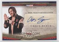 Chris Sabin /50
