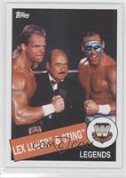 Lex Luger & Sting