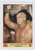 Defeats Ric Flair for the WCW Championship