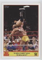 The Mega Powers defeat The Mega Bucks (Hulk Hogan, Ted DiBiase)