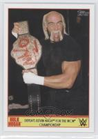 Defeats Kevin Nash for the WCW Championship