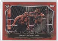 John Cena, Seth Rollins