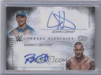 John Cena, Randy Orton #24/25