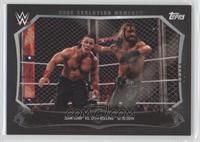 John Cena, Seth Rollins /99