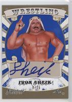 Iron Sheik /25
