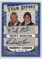 Ricky Morton, Robert Gibson /50