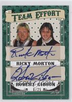 Ricky Morton, Robert Gibson /25