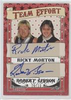 Ricky Morton, Robert Gibson /10