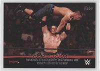Relic Box Inserts - Brock Lesnar