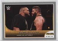 NXT - Samoa Joe