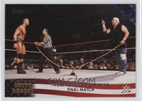 Faces Randy Orton In His Final Match
