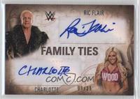 Ric Flair, Charlotte /25