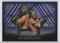 The Lucha Dragons /25