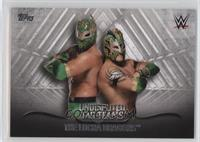 The Lucha Dragons