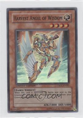 2002-Now Yu-Gi-Oh! Promos [???] #CSOC-ENSE1 - Harvest Angel of Wisdom