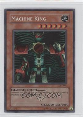 2002-Now Yu-Gi-Oh! Promos [???] #DL4-001 - Machine King