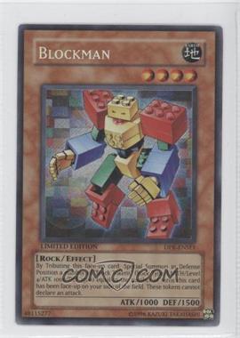 2002-Now Yu-Gi-Oh! Promos [???] #DPK-ENSE1 - Blockman