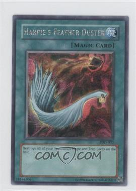 2002-Now Yu-Gi-Oh! Promos [???] #SDD-003 - Harpie's Feather Duster