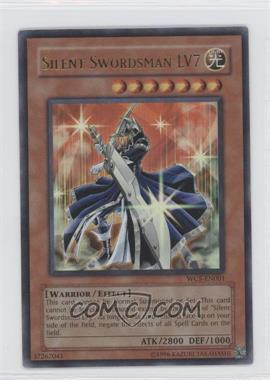 2002-Now Yu-Gi-Oh! Promos [???] #WC5-EN001 - Silent Swordsman LV7