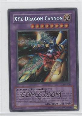 2002 Yu-Gi-Oh! Booster Pack Tins Series 2 Limited Edition Promos #BPT-0010 - XYZ-Dragon Cannon