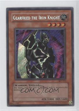 2002 Yu-Gi-Oh! Booster Pack Tins Series 2 Limited Edition Promos #BPT-012 - Gearfried the Iron Knight