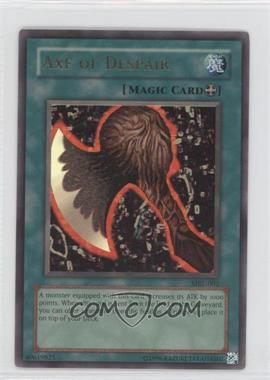 2002 Yu-Gi-Oh! Magic Ruler - Booster Pack [Base] - Unlimited #MRL-002 - Axe of Despair