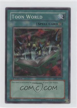 2002 Yu-Gi-Oh! Magic Ruler Booster Pack [Base] 1st Edition #MRL-076 - Toon World